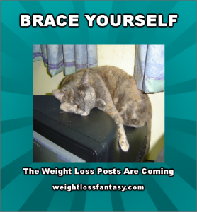 Weight Loss Mania Is Here...